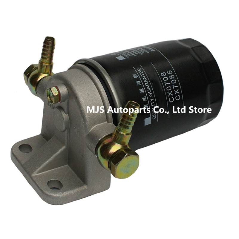CX0708 CX7085 Oil Water Separation Assembly For Weichai 4100 4102 Quanchai QC490T QC495T TCM JAC 3Ton TF-8868 CX150 Assembly