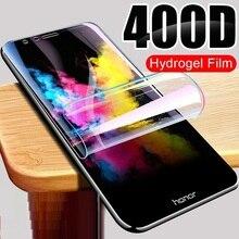 Film protecteur Film Hydrogel pour Huawei Mate 20 Lite 10 Pro 9 8 7 protecteur décran sur Huawei Mate S
