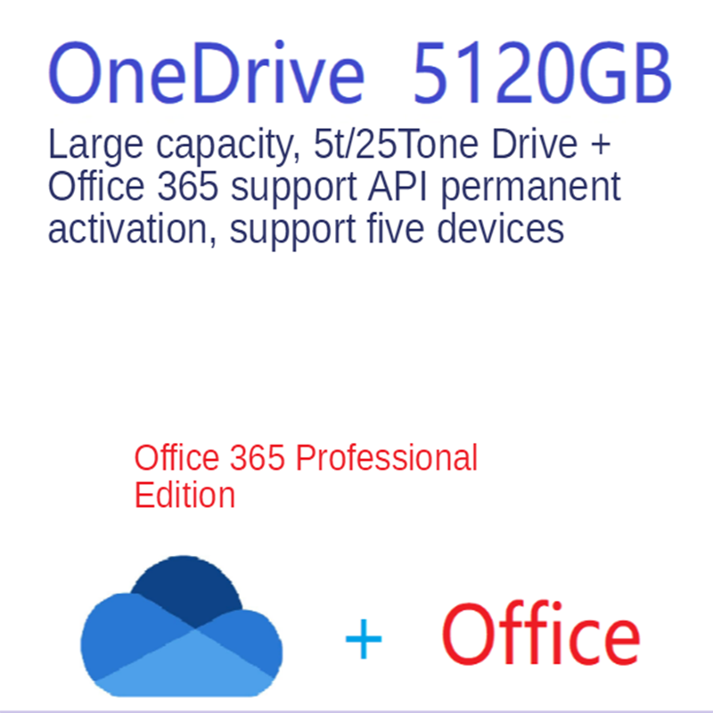 onedrive-5t-25t-ultra-large-capacity-stable-microsoft