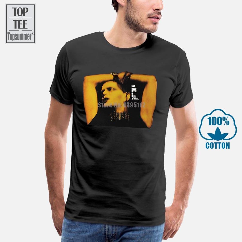 Lou Reed, el terciopelo subterráneo, Tee, banda de Rock S, M, L, Xl, 2Xl 3Xl camiseta Nico pantalón corto Casual camisas de manga Tee