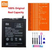 XiaoMi Batteria Del Telefono Redmi Hongmi Nota 3 3S 4 4A 4X 5 5A 5X 6 6 7 7A Andare pro Plus A2 Lite BN41 BN31 BM47 Batterie di Ricambio