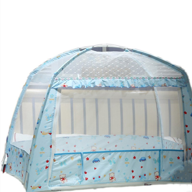 baby crib netting baby bed mosquito nets mattress pillow portable mosquito net tent crib sleeping cushion collapsible for kids Pink Portable Baby Infants Insect Netting Mosquito Mesh Baby Cradle Canopy Bed Mosquito Nets Summer Baby Bed Crib Mosquito Tent