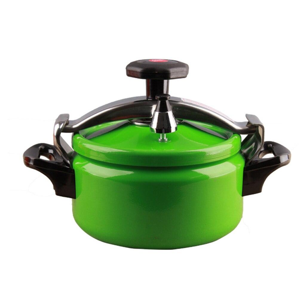 Utensilios de cocina Mini olla de acero inoxidable para cocinar arroz al aire libre olla a presión Camping estufa multifuncional a prueba de explosiones