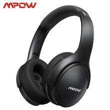 Mpow H19 IPO Bluetooth 5.0 actif suppression du bruit casque léger sans fil CVC 8.0 micro 30hrs temps de jeu Charge rapide