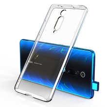 Case for Xiaomi Mi 9T Pro 9 mi9 se Transparent Xiomi Clear Poco F3 Soft TPU Cover for Xiaomi Redmi 10 Note 7 K20 K30 8 Pro Coque