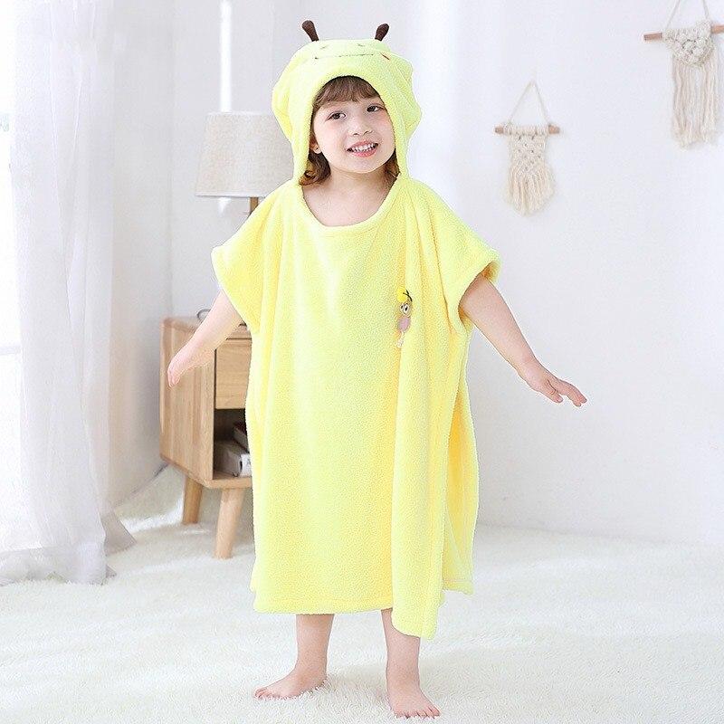 Criança criança criança bebê toalha de algodão para crianças coisas bebê toalha de banho bebês com capuz poncho infantil praia spa cobertor 100% algodão toalhas