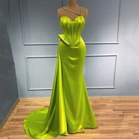 thinyfull sexy prom dresses green mermaid beadings evening dress sweetheart floor length cocktail party night gowns saudi arabia
