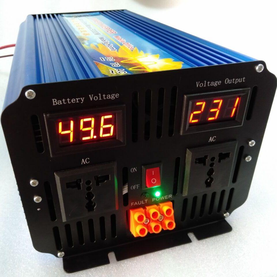 Inversor 5KW 5000 واط 48 فولت نقية شرط لموجة العاكس