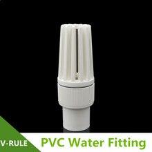 Remplacement de Valve spéciale PVC   32/40/50/63/75/90 110 tuyau deau, pied de pompe et Valve