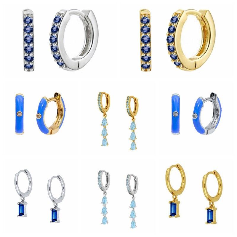aide-925-кольцо-из-стерлингового-серебра-с-голубым-стразы-серьги-гвоздики-для-женщин-и-девочек-циркониевый-кулон-с-изображением-цветов-и-бабоч
