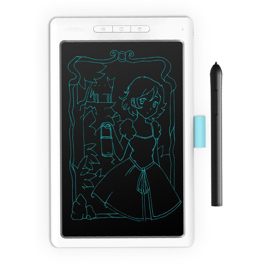 10 Inches Art Digital Graphic Tablet Digital Drawing Board 5080LPI With 8192 Level Pen Pressure Stylus