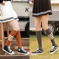 10pairsset womens socks winter japanese girl socks long tube socks combed cotton warm socks girls socks women kawaii
