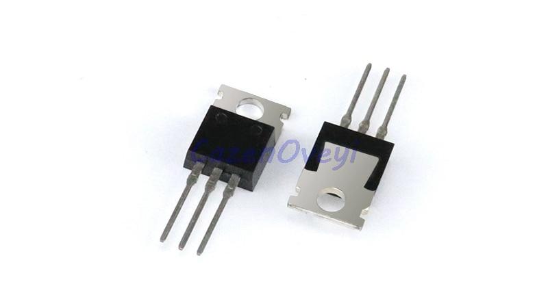 10 Uds IRF510 IRF520 IRF540 IRF640 IRF740 IRF840 LM317T Transistor-220 IRF840PBF IRF510PBF IRF520PBF IRF740PBF LM317 en Stock