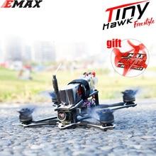 EMAX Tinyhawk Freestyle 115mm 2.5 pouces F4 5A ESC FPV course RC Drone BNF Version Frsky Compatible FPV Drone