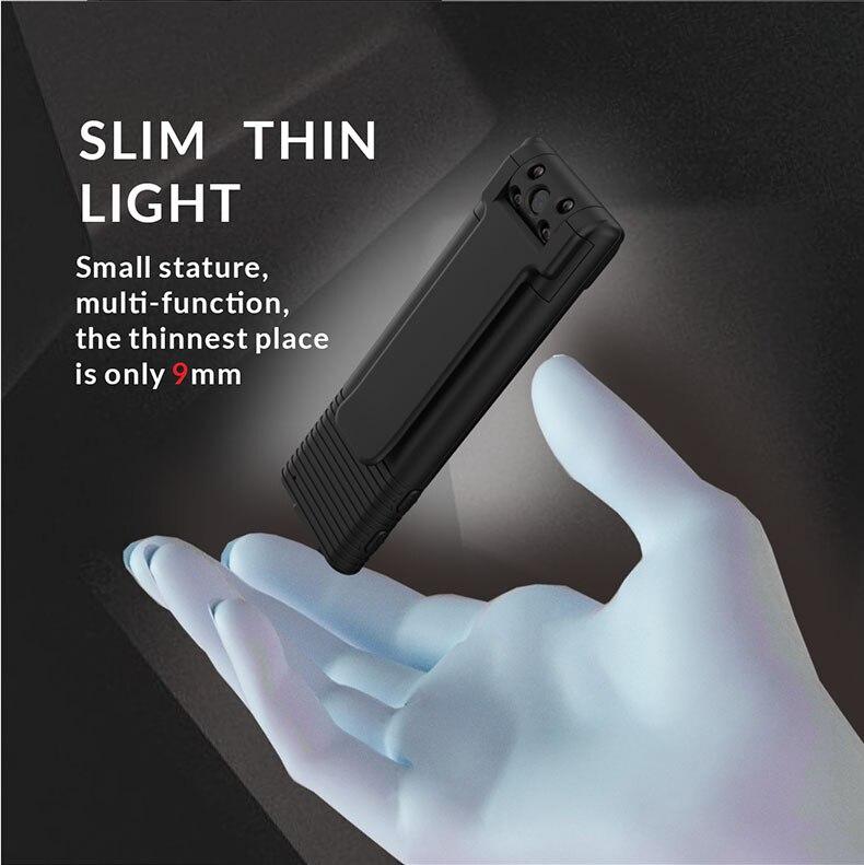 New HD 1080P Mini Camera Portable Digital Video Recorder Body Camera Night Vision Recorder Miniature Magnet Camcorder enlarge