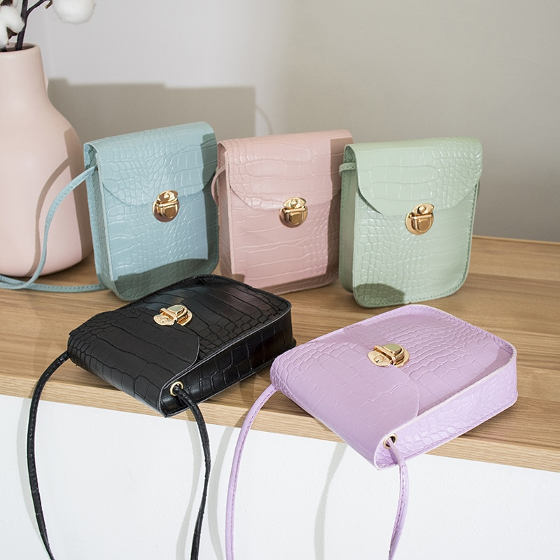 Mini Bags for Women Kawaii Wallet for Cards Money Wallet Cell Phone Bags Big Card Holders Handbag Purse Smartphone Wallet