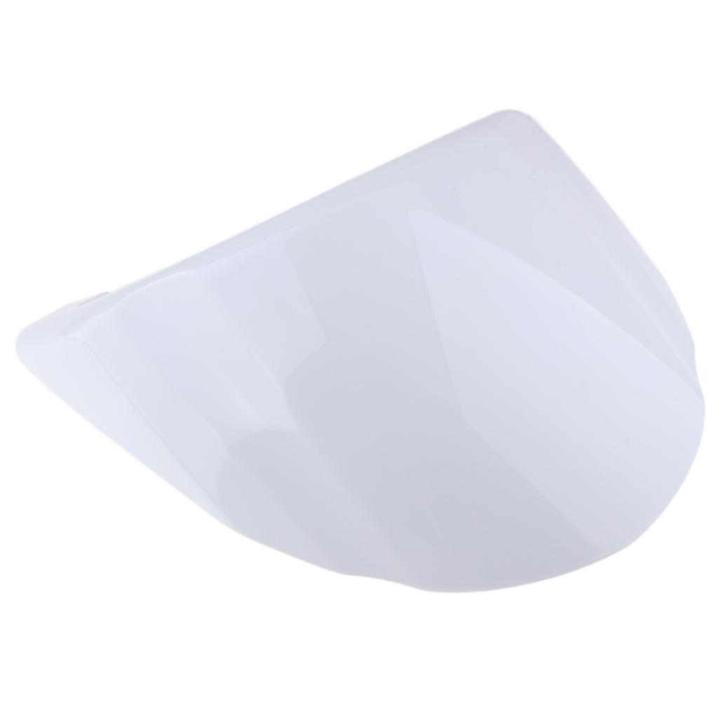 غطاء مقعد خلفي أبيض لسوزوكي بوليفارد M109R 2006-2012 VZR 1800 دخيل 2005-2006