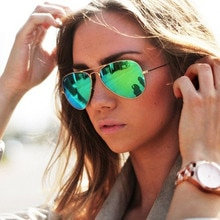 2021 Pilot Sunglasses Women Men Top Brand Designer Luxury Sun Glasses For Women Retro Outdoor Drivin