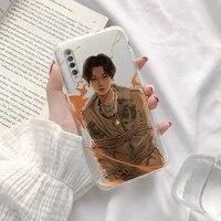agust d suga phone case transparent for xiaomi redmi k30 10t 10x 9 9a 8 8a 7 7a 6 k40 t s pro 5g