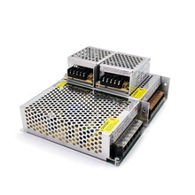 AC DC 12V 5V 18V 15V 24V 36V Schalt Netzteil 3A 5A 10A 20A 30A AC Hohe Spannung Transformator 220V Netzteil Led-treiber