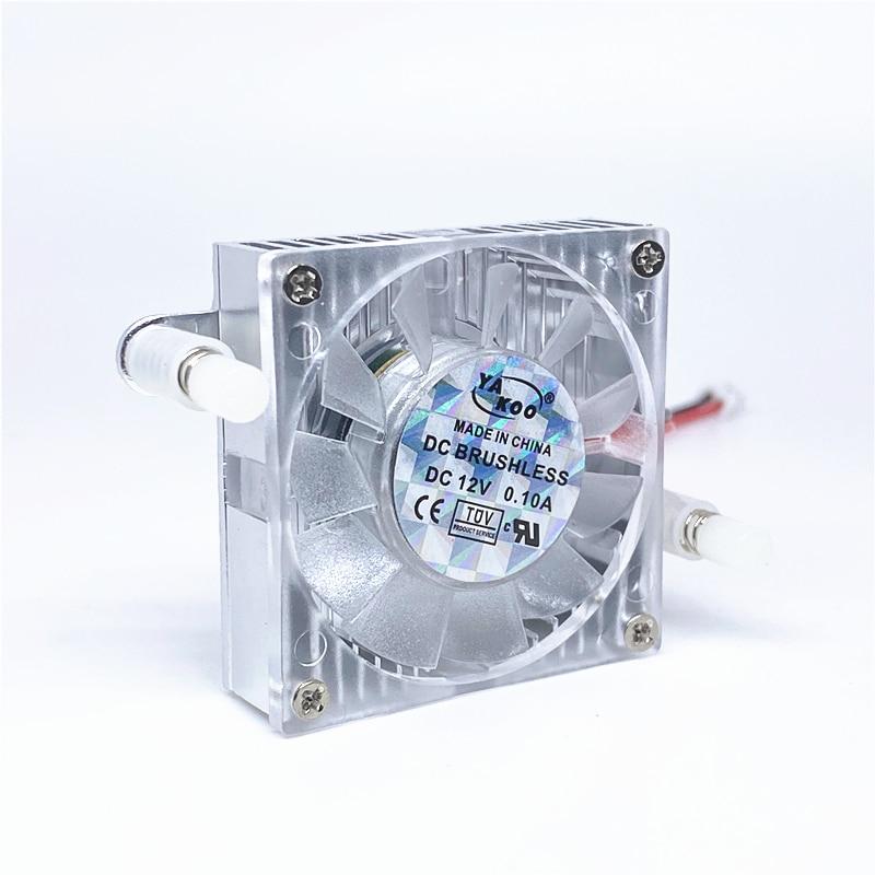 رقائق مروحة تبريد DC12V 0.1A 55 مللي متر BGA ، 2pin ، جديد
