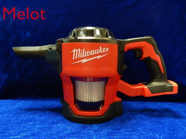 Milwaukee0882-20 18V Lithium Electric Portable Vacuum Cleaner Hand Electric Drill tools enlarge