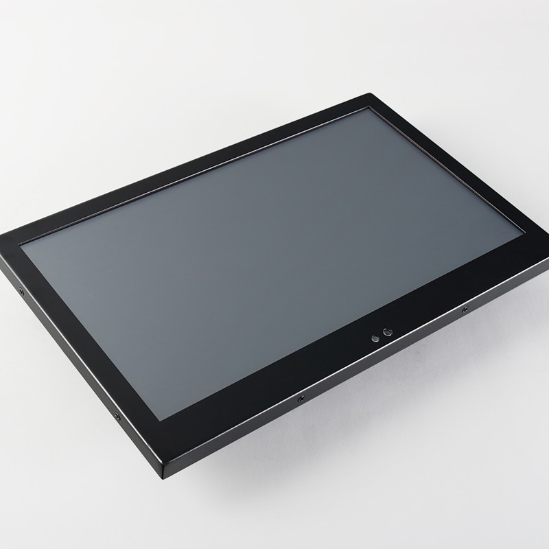"""23.6"""" Inch 23"""" Display LCD Screen Monitor for Tablet Monitors HDMI VGA DVI USB Resistance Touch Screen"""