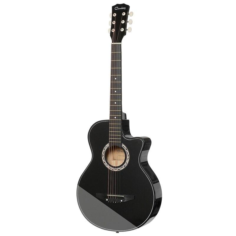 Akustische gitarre cowboy 38C