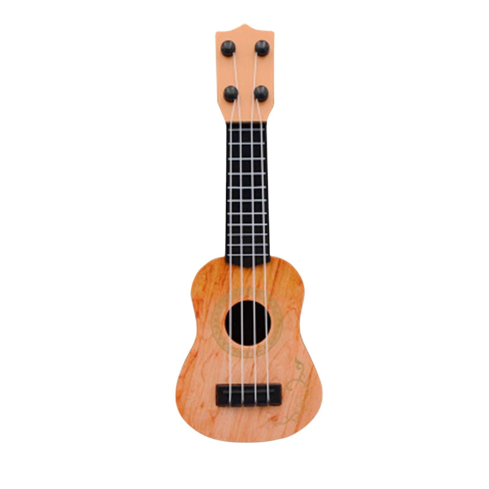 Hot kids toy ukulele guitar musical instrument suitable for kids ukulele music toys for beginners and kids enlarge