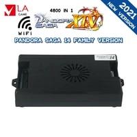 support 4 players pandora box arcade pandora box saga 14 family version pandora box 3d wifi 8000 arcade game 4800 in 1 game box