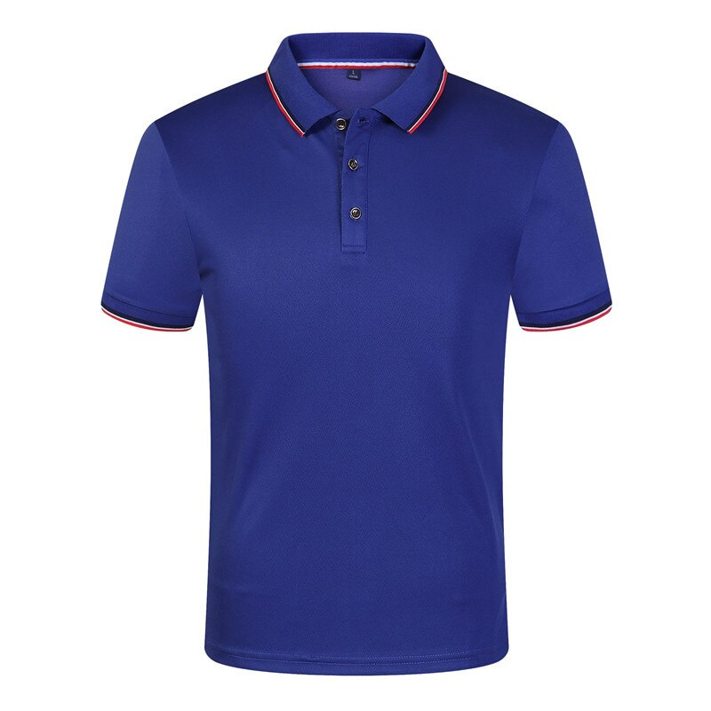 Marca camisa de Polo de los hombres de algodón de manga corta Camisa de Polo Homme para hombres camiseta Tops ropa de alta calidad hombre