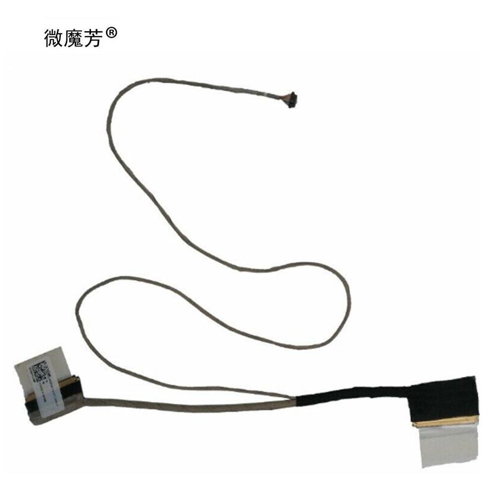 Cable flexible para pantalla LCD de vídeo para HP 14-ac 14-de la...