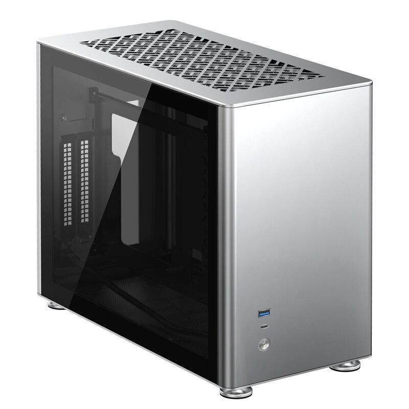 Jonsbo A4 Ver1.1 versión ITX funda soporte 240 refrigeración por agua/Fuente de alimentación SFX-L/tarjeta gráfica de 325MM de largo)