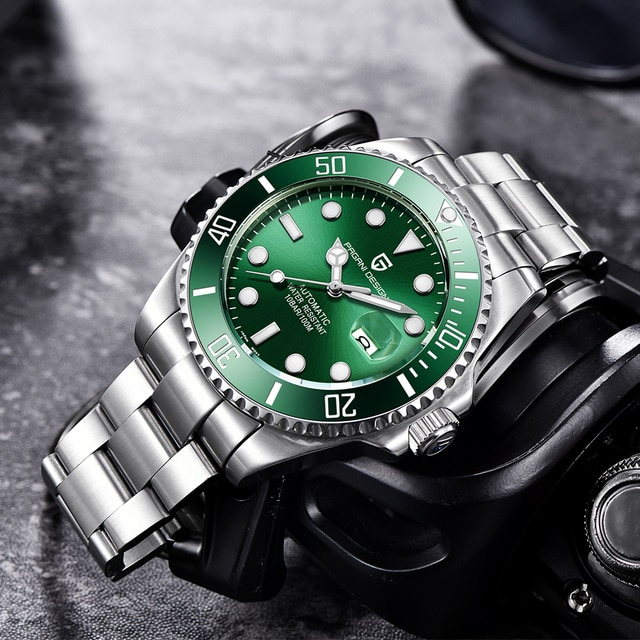 PAGANI DESIGN Mechanical Wristwatch 8