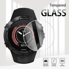 Suunto Core-Protector de pantalla de vidrio templado para reloj inteligente, antiarañazos película transparente, para Suunto Watch 9/7/5/3