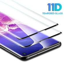 Gehärtetem Glas telefon Fall Für Samsung s10 plus s10e abdeckung Schutz Glas Display-schutz Auf Galaxy s10 e s 10 s10plus 10 s film