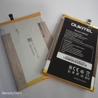 original oukitel k8000 battery high quality battery for oukitel k8000 tracking numberused
