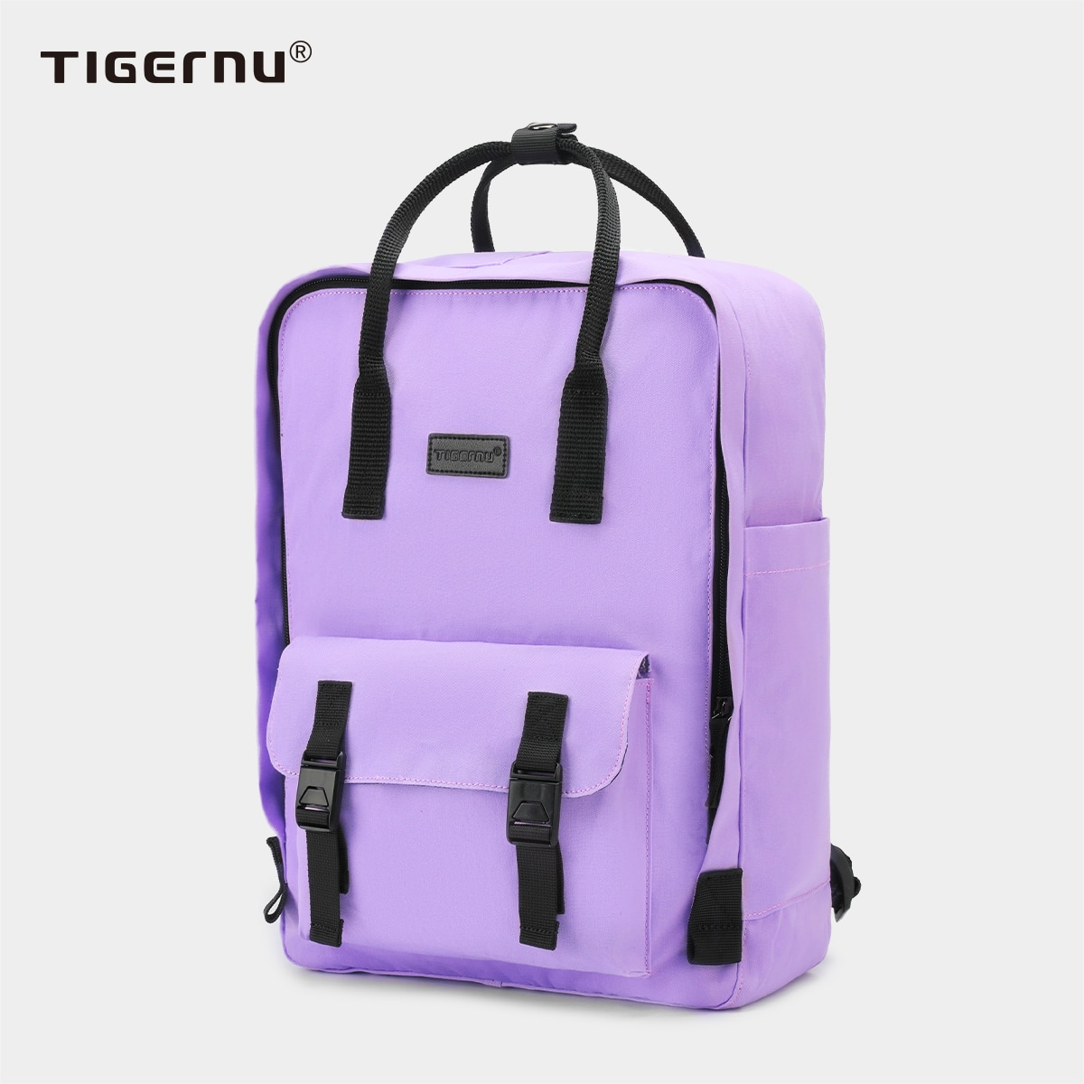 Candy Multi-color School Backpack Women Casual Female Bags Backpack Laptop 14 inch Mini Backpack For