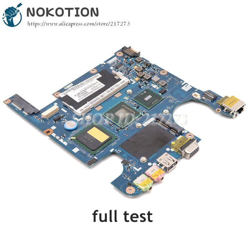NOKOTION-placa base para portátil Acer aspire One D250, MBS6806002, KAV60, LA-5141P, DDR2,...