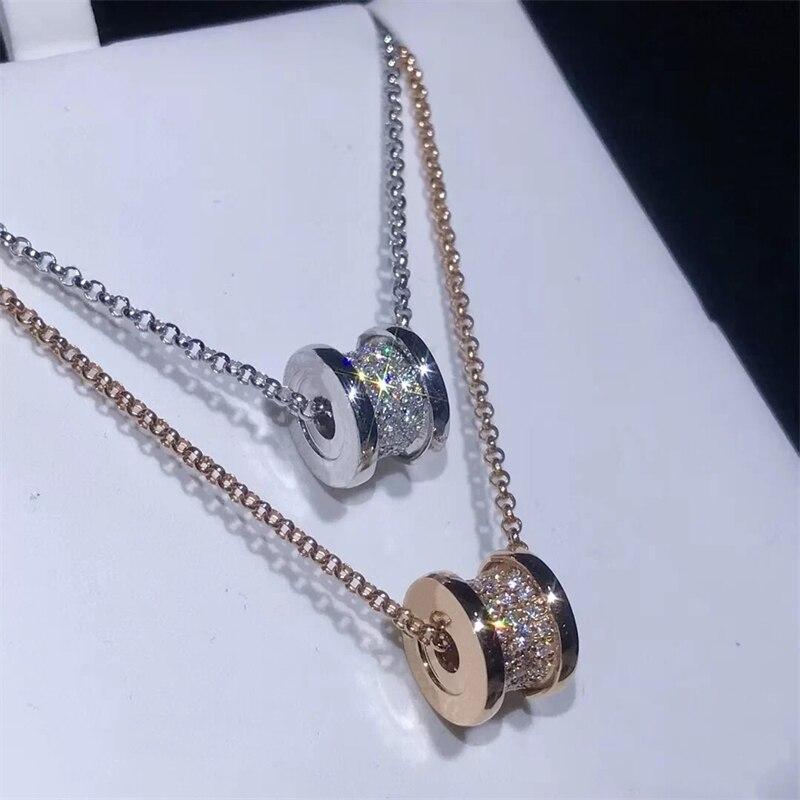 Ожерелье-женское-из-серебра-100-пробы-с-фианитом