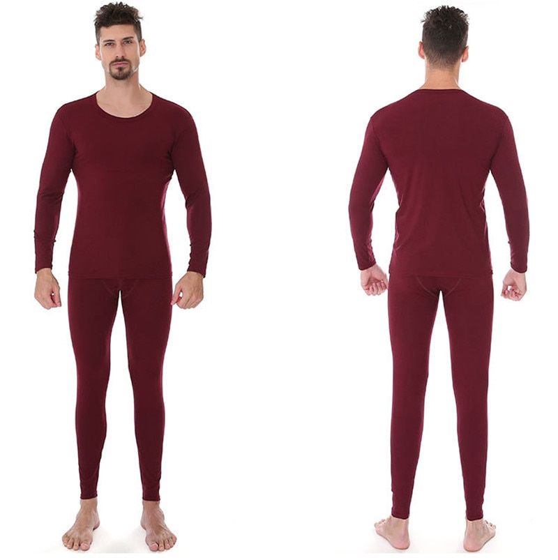 Men's Underwear Set Base Layer Motorcycle Motocross Ski Snowboard Breathable Sports Shirt Top Bottom Compression Suit Long Johns enlarge