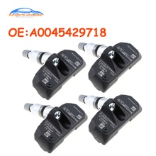 4 pcs/lot Car 315MHZ For Mercedes-Benz SL S TPMS Tire Pressure Monitoring Sensor TPMS Sensor 0045429