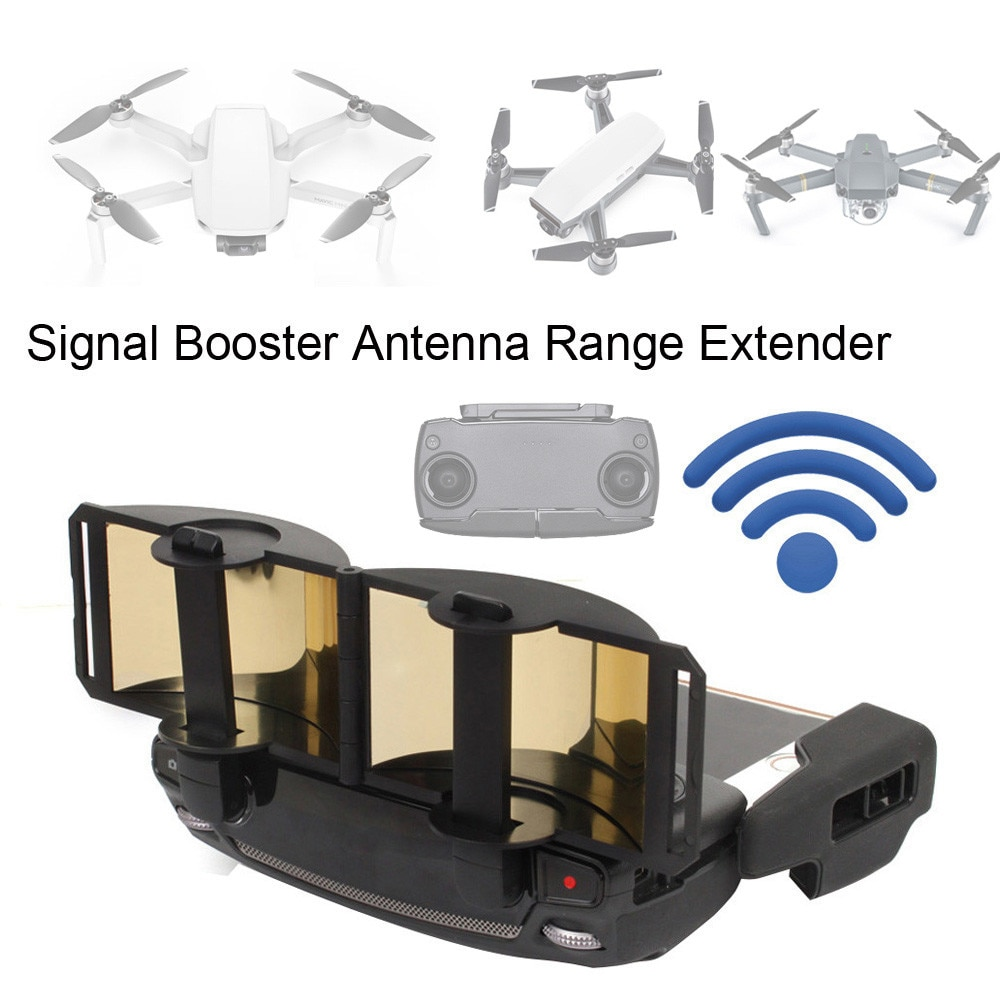 Для DJI Mavic Mini ,MAVIC Pro ,Mavic 2, Mavic Air ,Spark drone усилитель Сигнала Антенна расширитель диапазона Усилитель расширитель диапазона