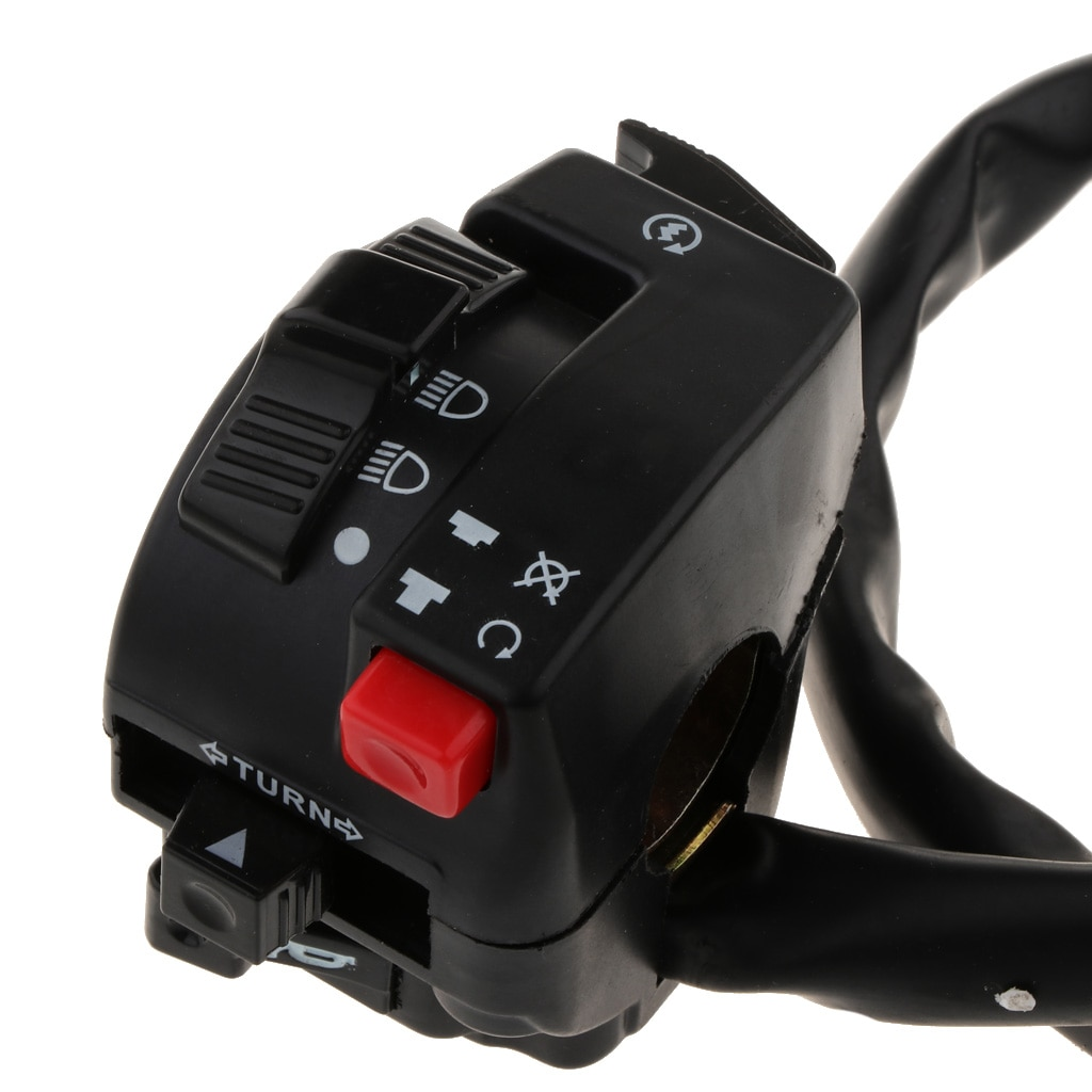 Kill Start светильник дроссель переключатель в сборе для 110cc 125cc Quad ATV багги
