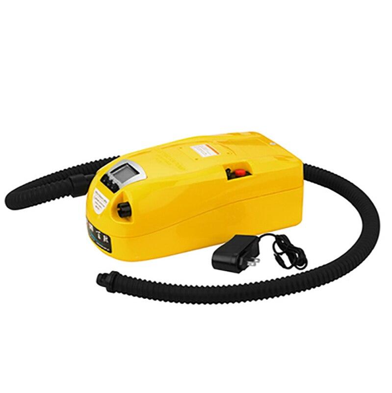 صغيرة عالية الضغط مضخة هواء كهربائية GP80BD المحمولة قارب قابل للنفخ مركب مطاطية كاياك مضخة الهواء المهنية 240 واط 12 فولت/AC220V