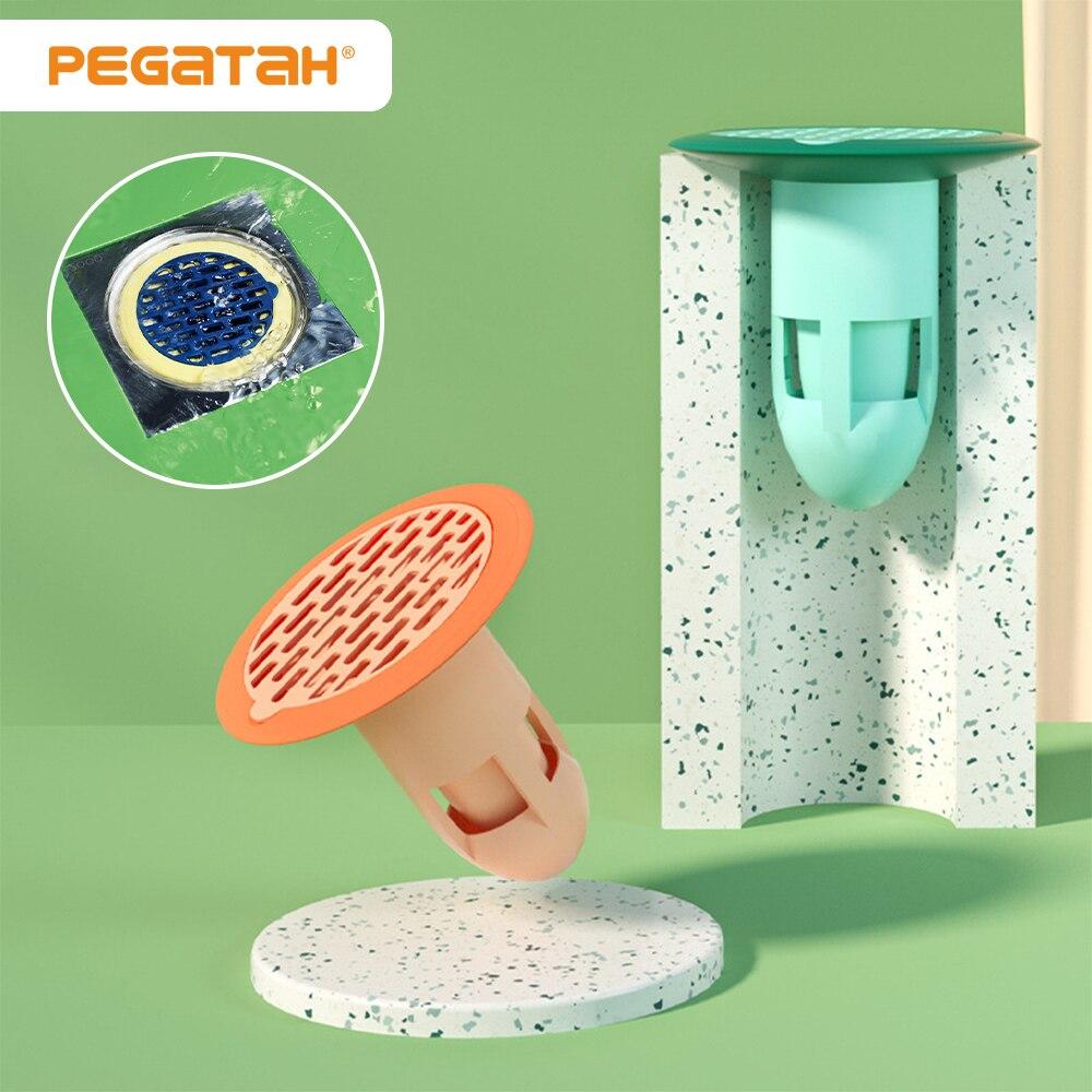Дезодорант для туалета, дренажная сердцевина для туалета, дренажная сердцевина для туалета, силиконовый дезодорант для канализации, антина...