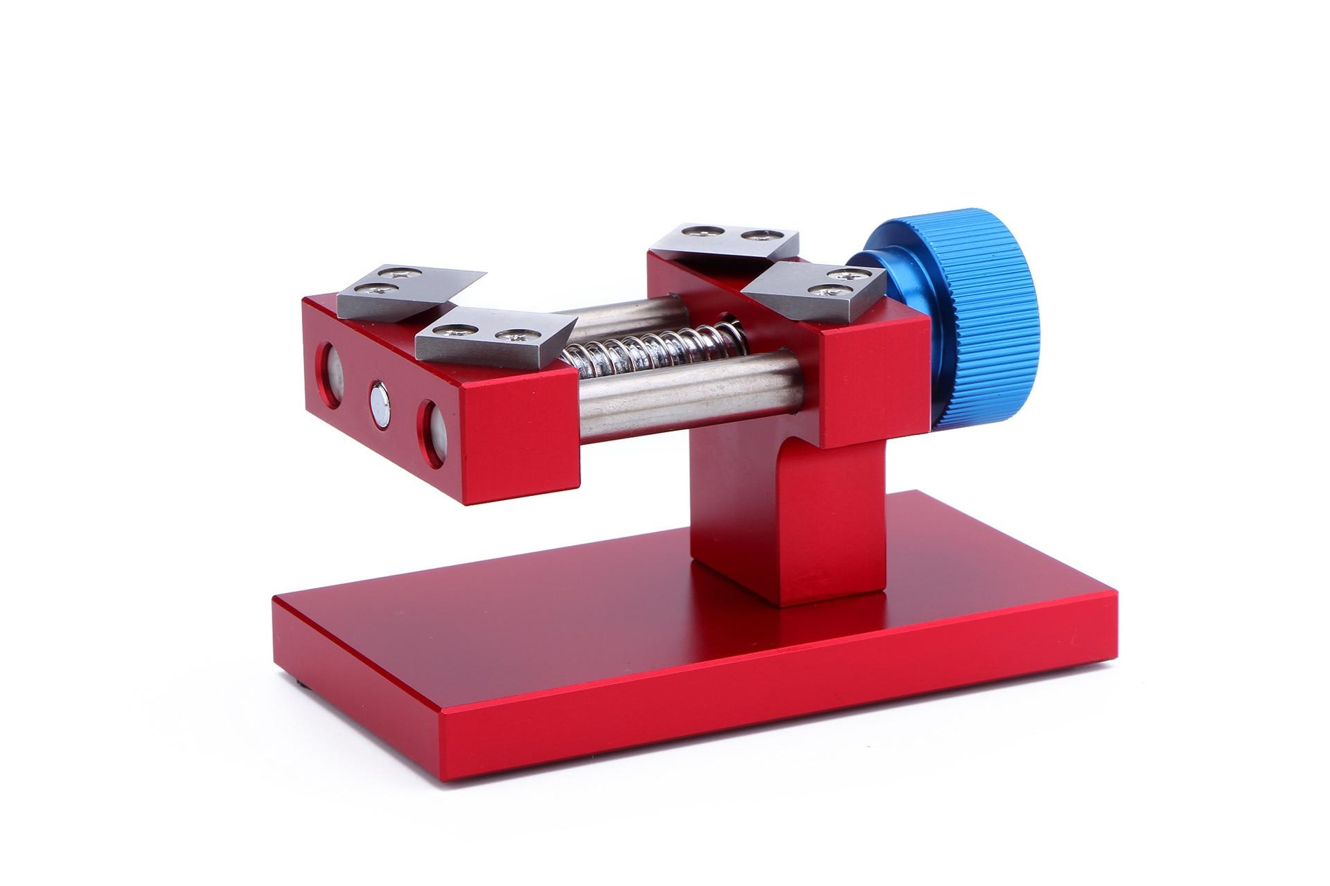 Máquina do Anel Apropriada para Relógios Máquina da Quatro-faca da Ferramenta de Reparo do Relógio 38-40mm da Capa Traseira