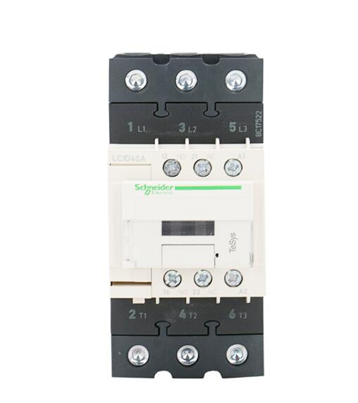 LC1D40 contator da ca (bobina AC) LC1-D40ACC7C LC1D40ACC7C LC1D40ACC7 3P 40A 36VAC