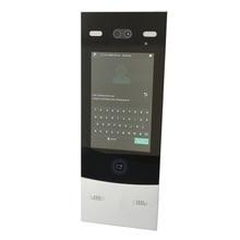Sans logo appartement IP interphone vidéo VTO7521G 8 pouces Station extérieure numérique, téléphone de porte, sonnette SIP