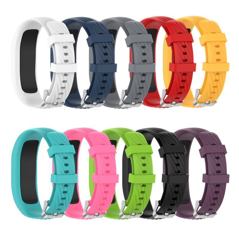 New strap For Garmin Vivofit4 watch Band Small Size Sport men bracelet multi-color wristrap soft watchband for vivofit 4